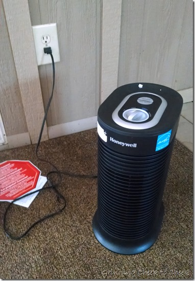 Honeywell Air Purifier Works