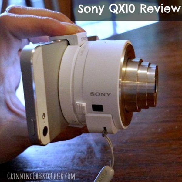 Sony QX10 2