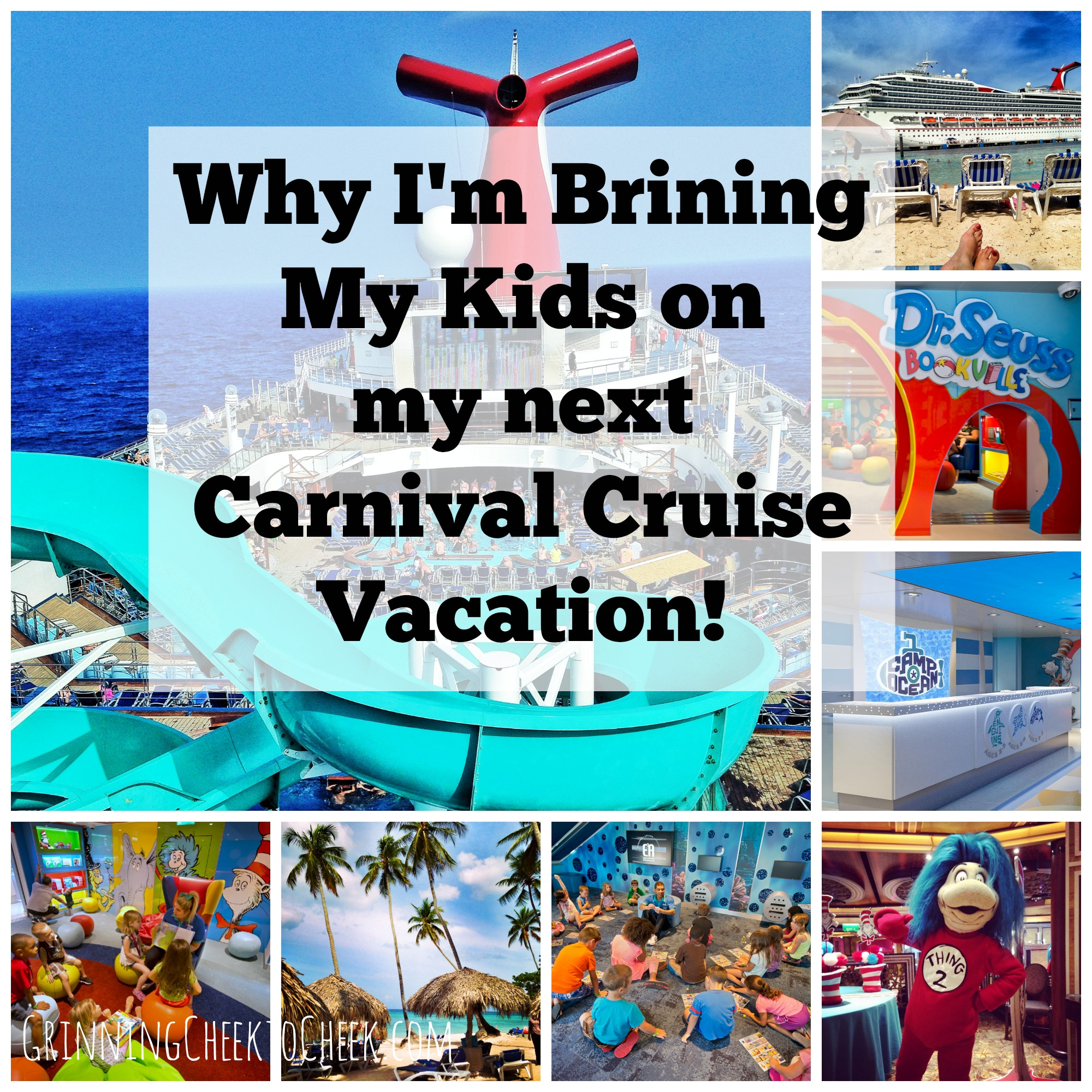 Why I'm Bringing My Kids On My Next Cruise