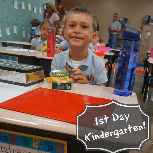 Andrew Kindergarten