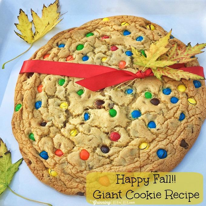 Tasty Giant Sugar Cookie Cake
