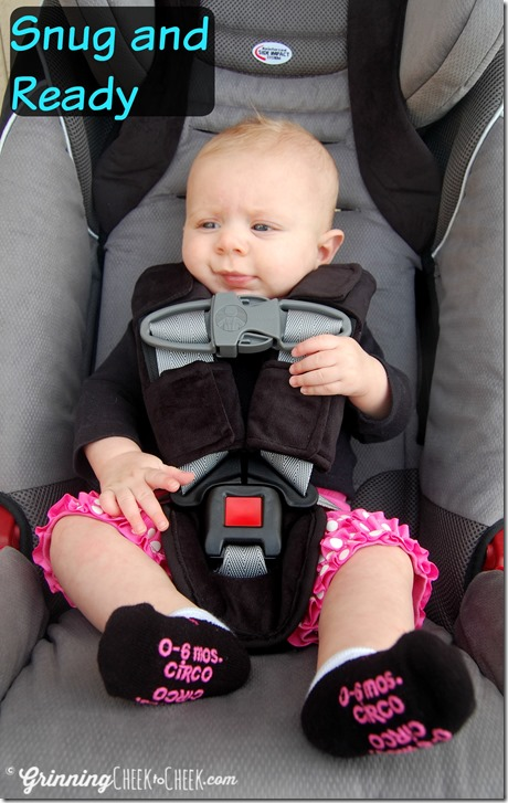 Diono Radian RXT Convertible Car Seat Review - Grinning Cheek to Cheek