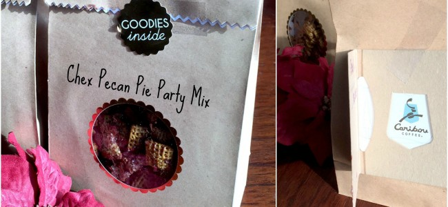 Chex Party Mix Makes For A Perfect Teacher Appreciation Gift! (And Mailman Gift!) #ChexPartyMix