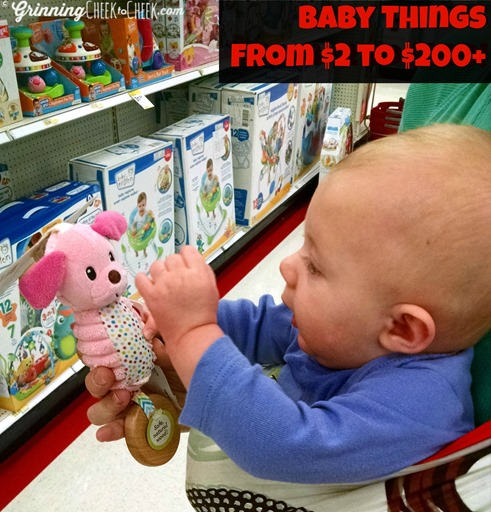 Target Baby Toys : Christmas shopping at target grinning cheek to