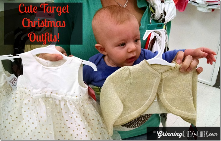 target christmas clothes