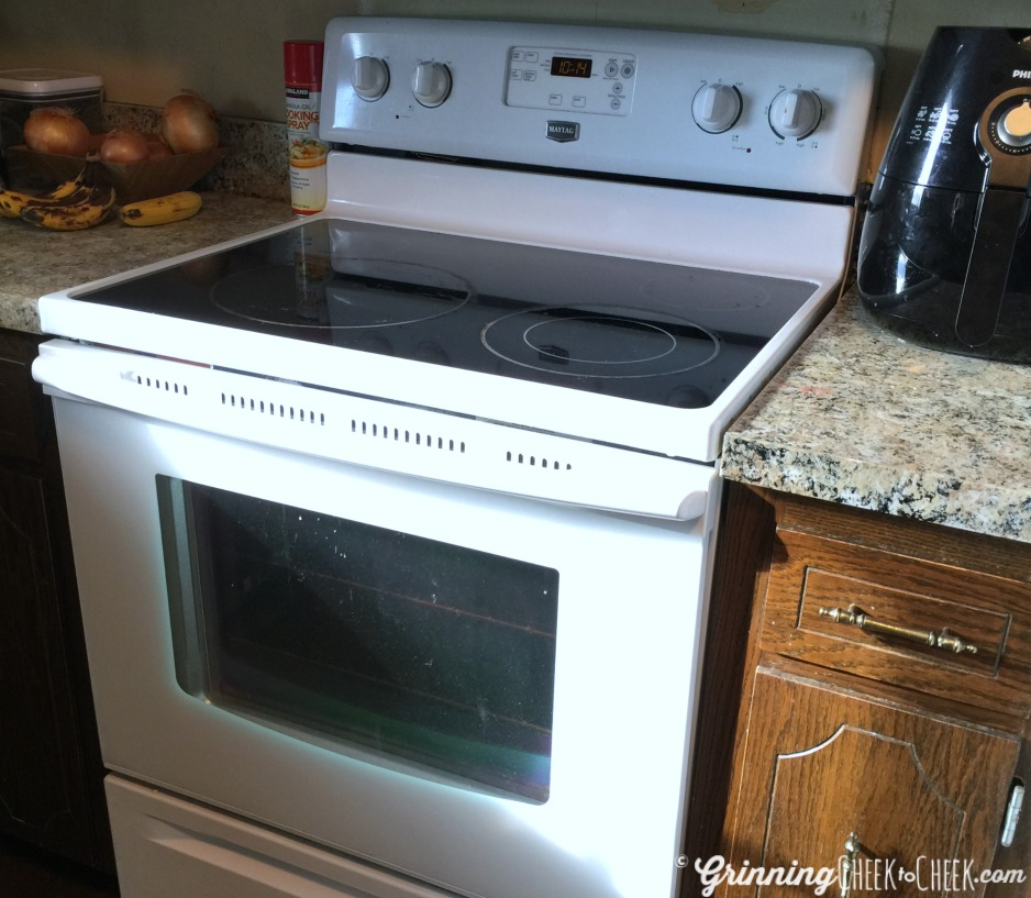 My Newest Love The Frigidaire Gallery Convection