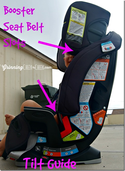 graco milestone car seat review grinning cheek to cheek. Black Bedroom Furniture Sets. Home Design Ideas