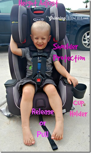 When Can Child Sit In Regular Car Seat