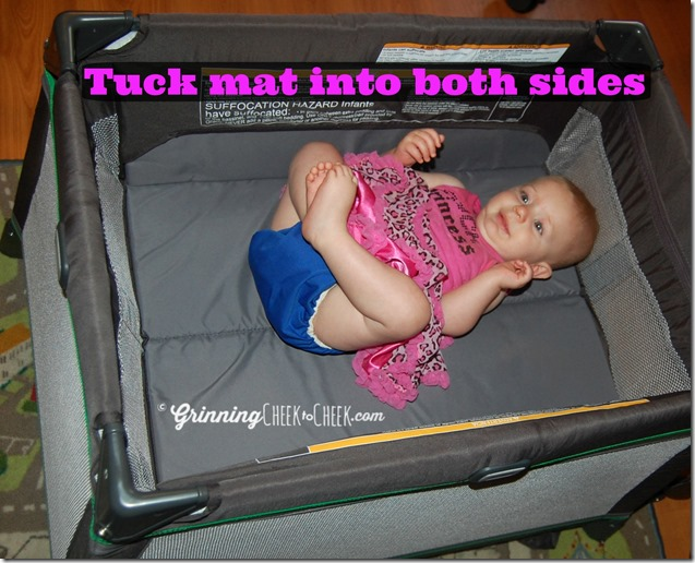pack n play toddler bed 2