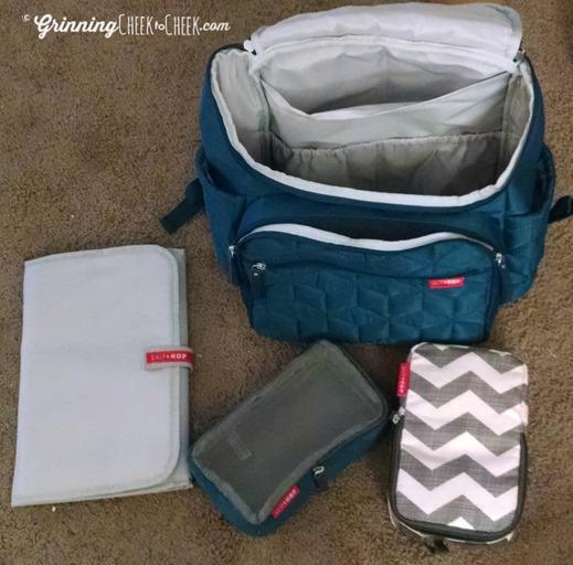 Skip Hop Diaper Backpack