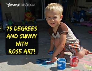 Get Creative with RoseArt! @RoseArtFun #ChalkFullofFun