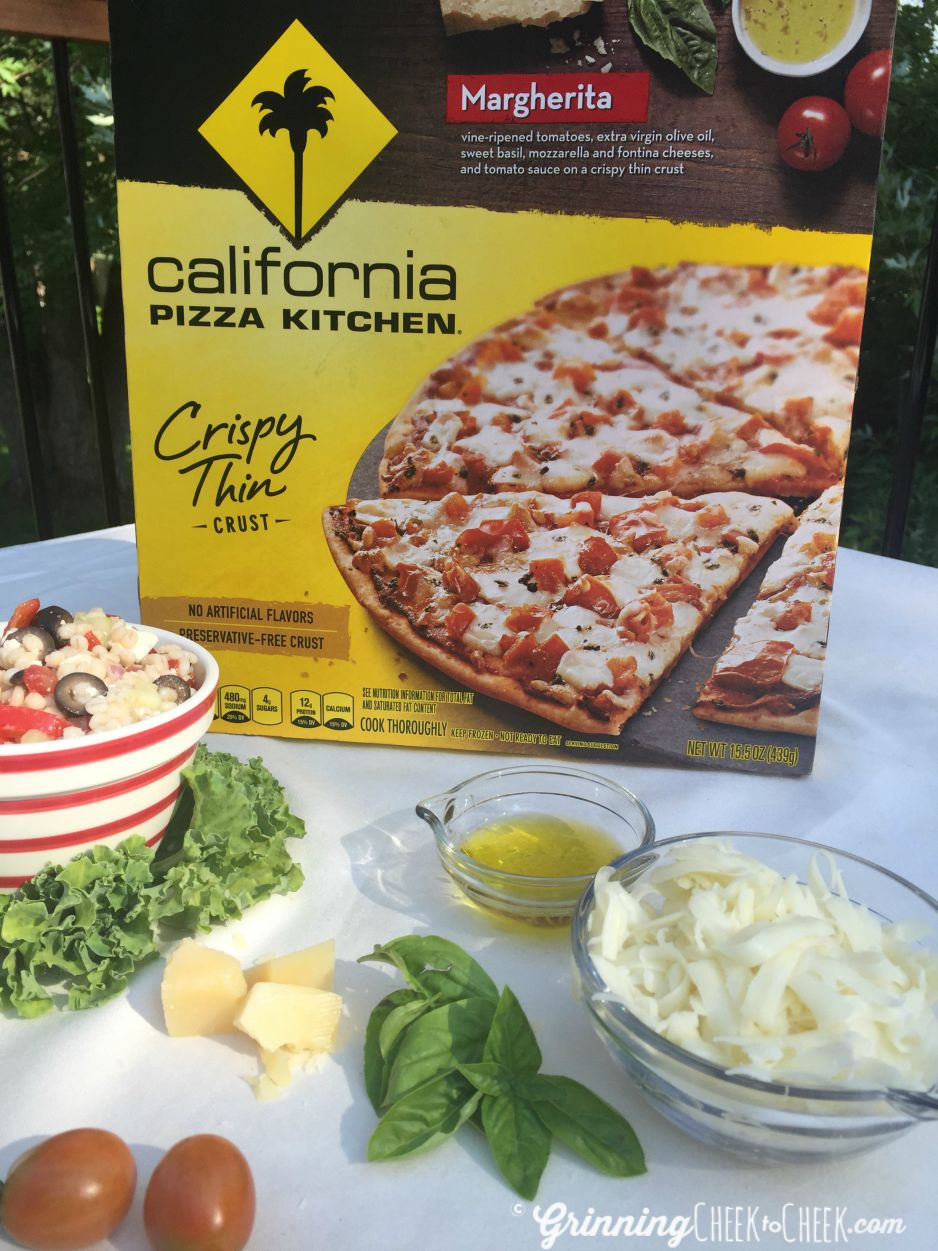 California Pizza Kitchen Frozen Pizza Instructions using frozen foods to balance your plate for inexpensive, quick