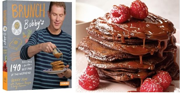 brunch at bobby's - bobby flay's newest cookbook