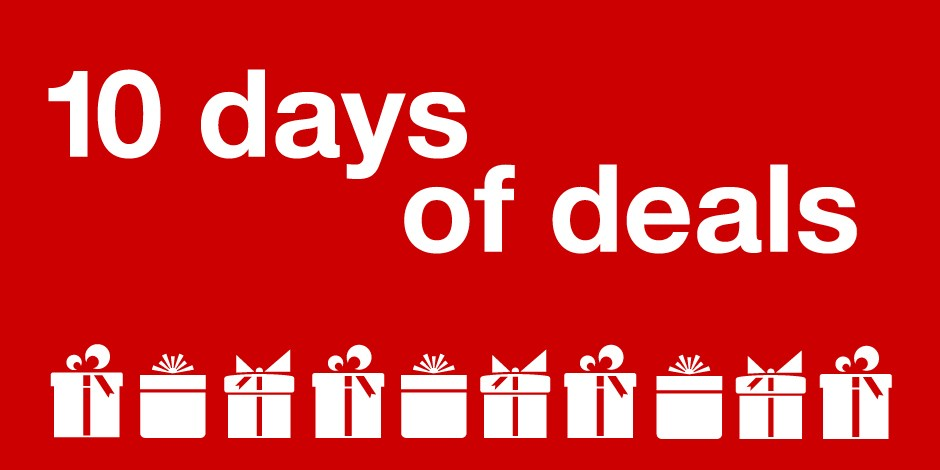 Getting the BEST deals with Target's 10 Days of Deals! - Grinning ...