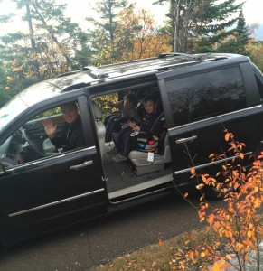 Road-Tripping with the Graco 4Ever 4-in-1 Car Seat (and Car Seat Review!)