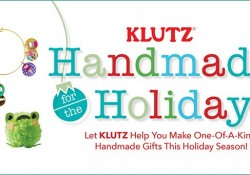 Klutz Handmade for the Holidays