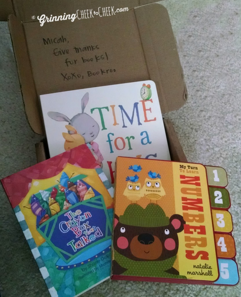 Bookroo box subscription