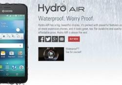 kyocera hydro air