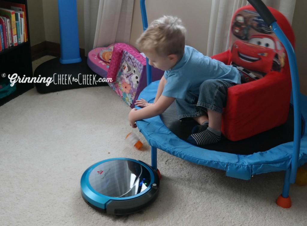 Kids Friendly Vacuum