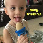 Nuby Fruitsicle