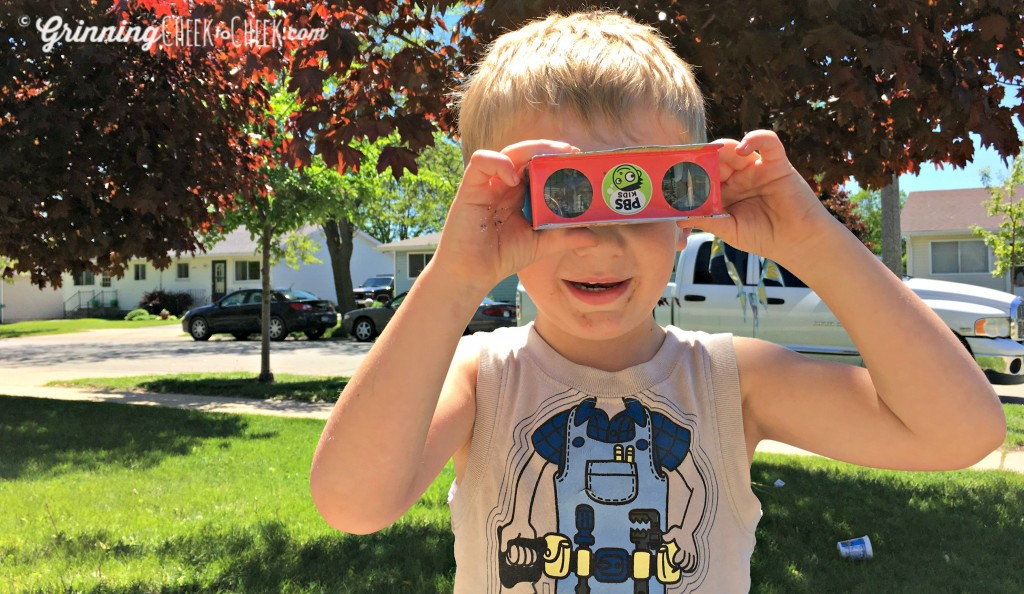 PBS kids binoculars