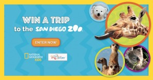National Geographic Kids' Books and Giveaway!