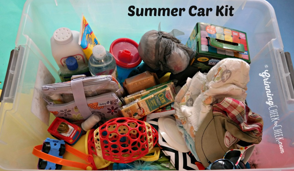 Summer car kit
