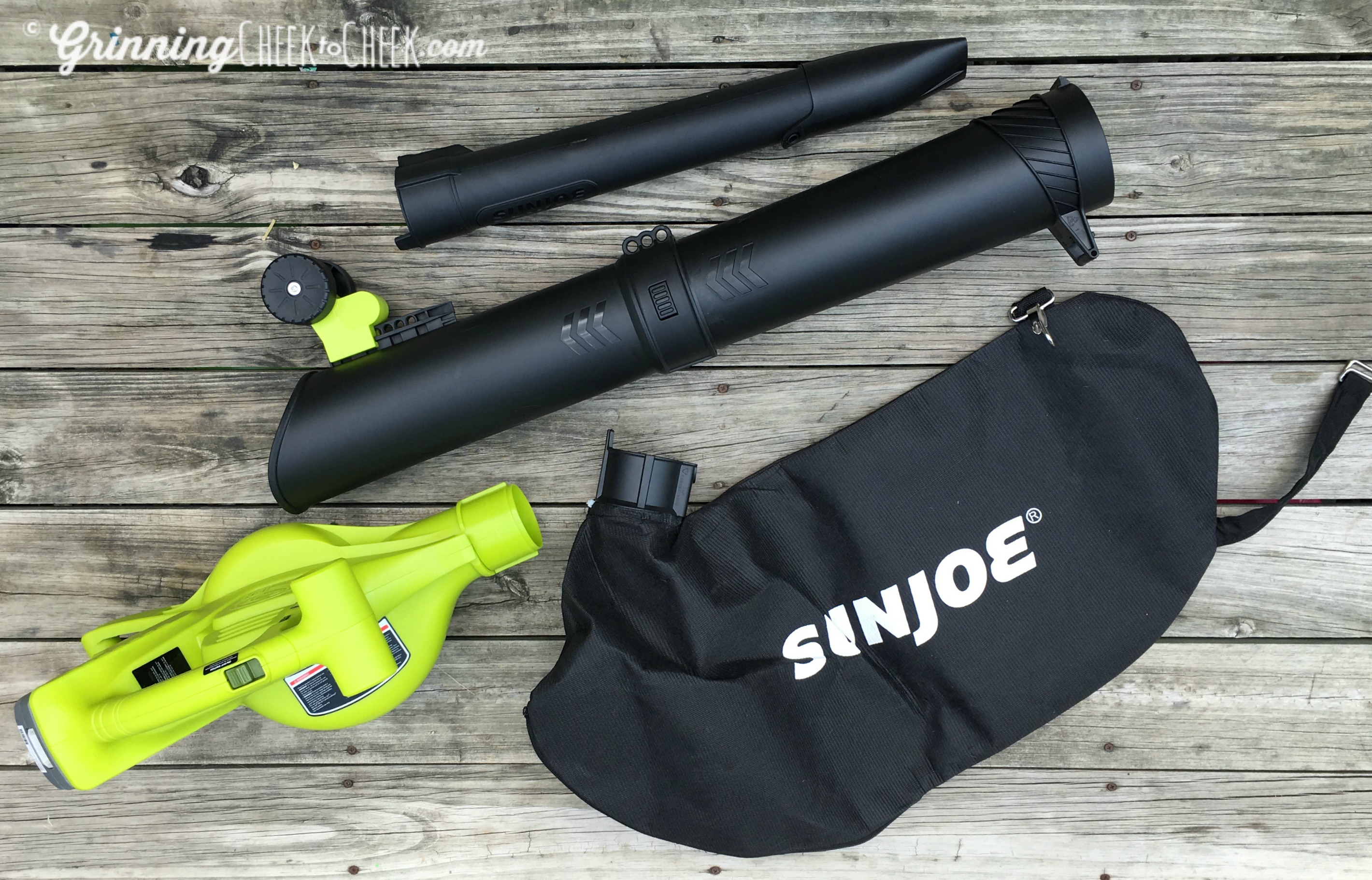 Best Cordless Blowers Outdoor Cleaning Easy With Sunjoe
