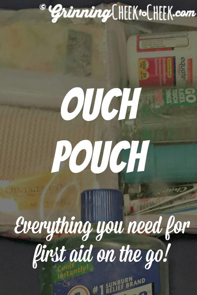 ouch pouch first aid