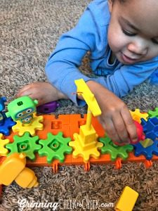 Gears, Gears, Gears- Learning Resources Robot Factory Building Set Review