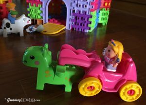 Building Creativity with Waffle Blocks #Ad #Imagination #LittleTikes #Toy
