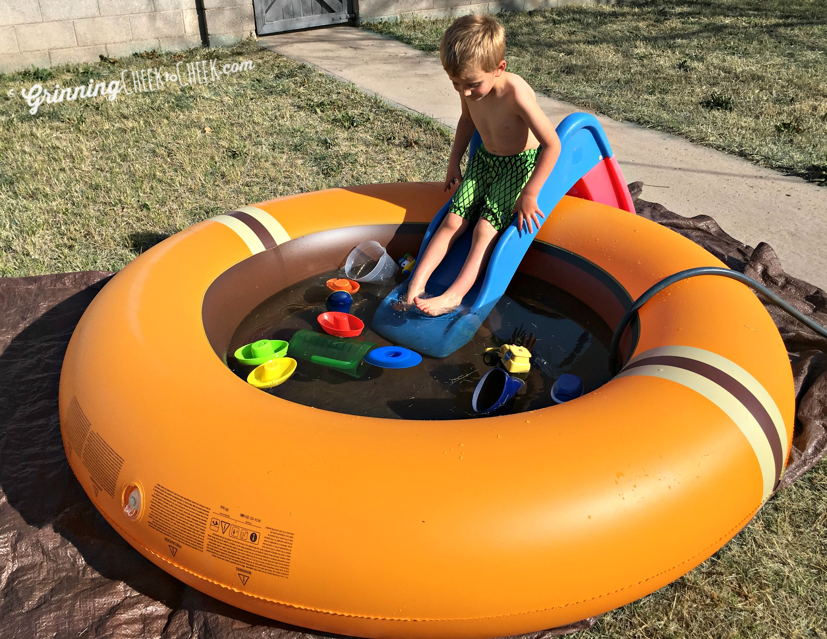 The Shrunks Bouncer Pool Review