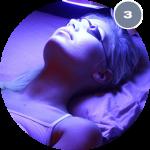 trophy skin blue light MD review
