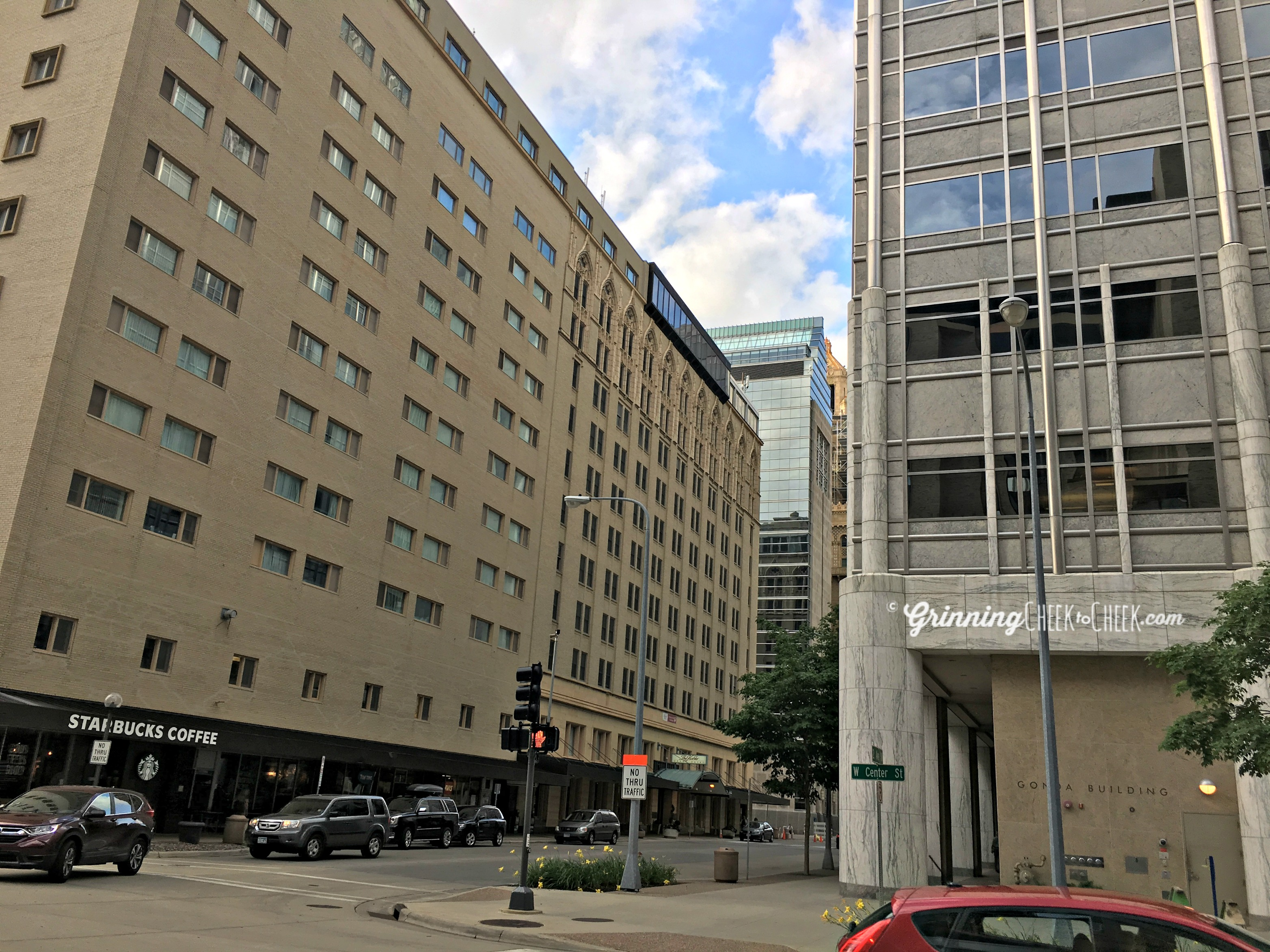 Kahler Grand Hotel Review Visiting The Mayo Clinic Rochester Mayoclinic Ad Hotel Familyfriendly Grinning Cheek To Cheek